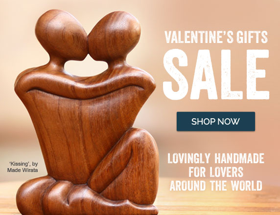 Valentine's Gifts SALE - Lovingly Handmade For Lovers Around The World - Shop Now