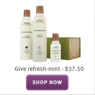 give refresh-mint. shop now.