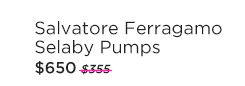 Salvatore Ferragamo Selaby Pumps
