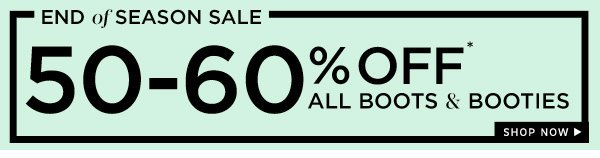 End of Season Sale: Save up to 50 to 60% Off