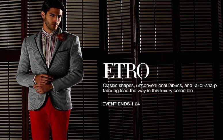 Shop Etro for Men