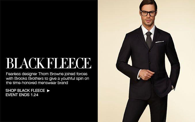 Shop Black Fleece For Men