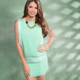 Turquoise Trend: Spring Apparel