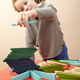 Expand Imagination: Building Toys