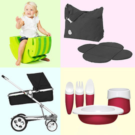 Scandinavian Style: Baby Gear