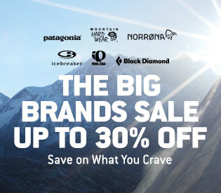 The Big Brands Sale—Up to 30% Off