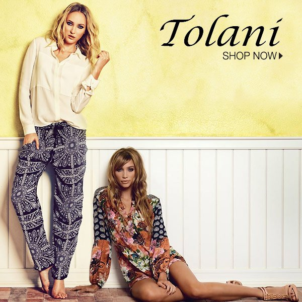 Shop Tolani Collection at Boutique To You.