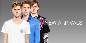 New Arrivals Men