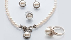 Pearl and Silver Jewelry