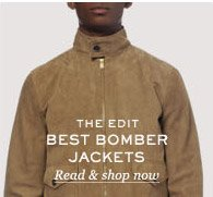 The Edit: Best Bomber Jackets. Read & shop now