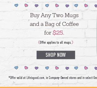 Mug and Coffee Deal