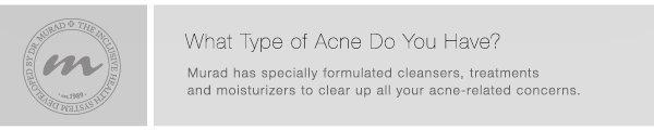 Acne Type