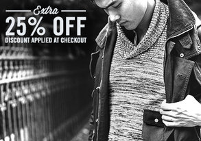 Shop Extra 25% Off Best Sweaters & Fleece