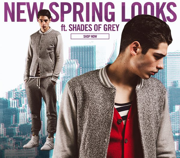 Shop NEW Spring Looks ft. Shades of Grey