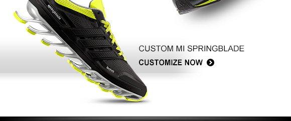 Customize mi Springblade Shoes »