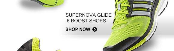 Shop Supernova Glide 6 Boost Shoes »