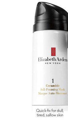 Quick-fix for dull, tired, sallow skin.