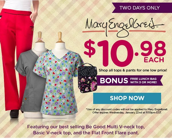 Mary Engelbreit $10.98 Each + FREE Lunch Bag - Shop Now
