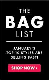 The Bag List - Shop Now
