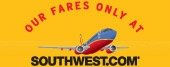 Our fares only at southwest.com