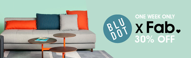 Blu Dot @ 30% Off for One Week Only