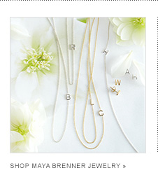SHOP MAYA BRENNER JEWELRY