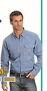 Carhartt Work Shirts