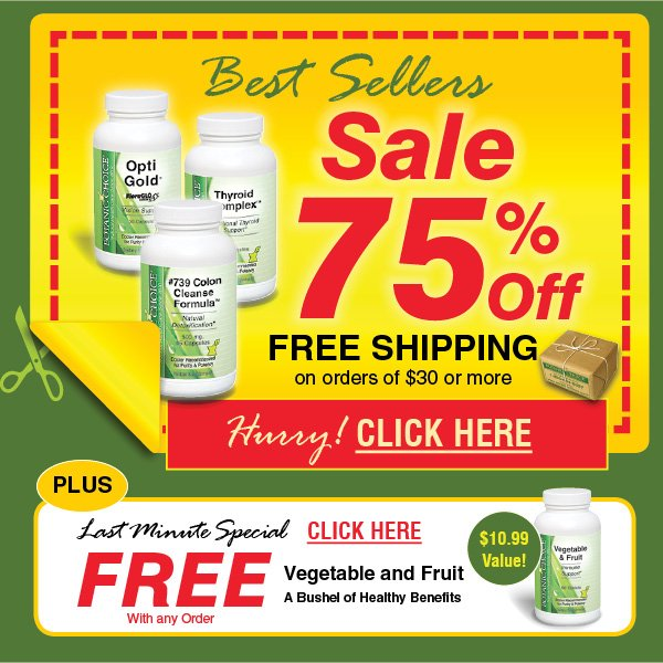 Best Sellers on sale up to 75% off + FREE shipping on orders $50 or more + FREE gift with your order