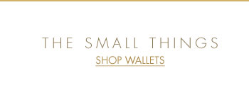 The Small Things - Shop Wallets