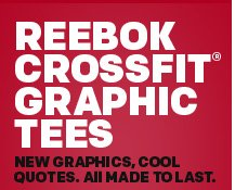 Reebok CrossFit Graphic Tees