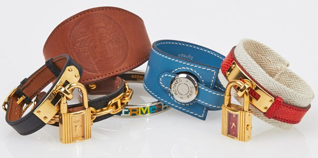 VIntage Hermes Bracelets and Jewelry