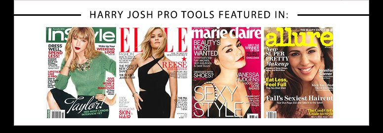 Harry Josh pro tools featured in