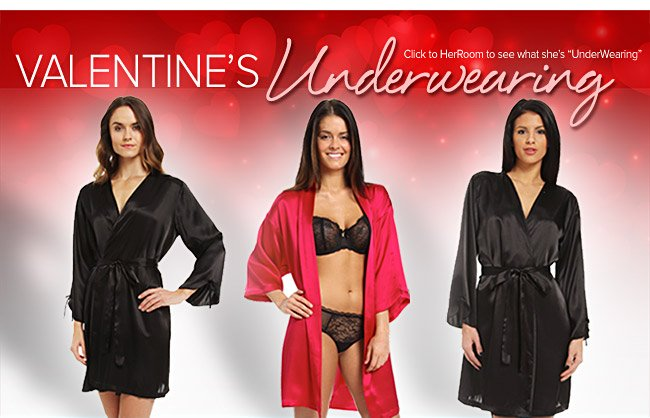 See What She's Underwearing for Valentine's Day