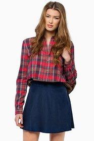 Around The Globe Skirt