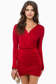 Wrap A Tulip Dress