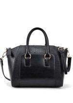 Black Buckle Bag