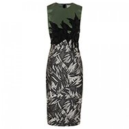 JASON WU - Embellished silk jacquard dress