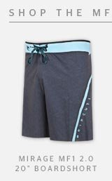 MIRAGE MF1 2.0 20 BOARDSHORT