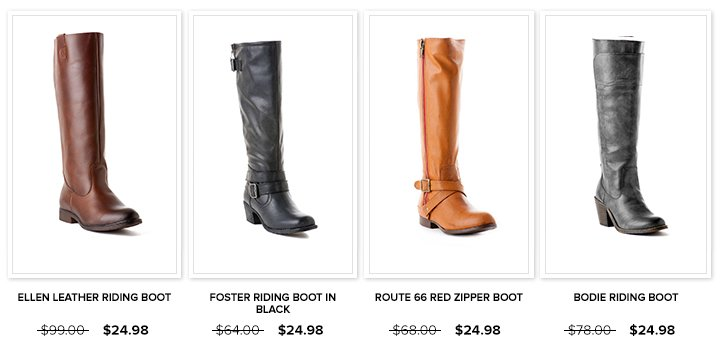 Select Sale Boots Row 2