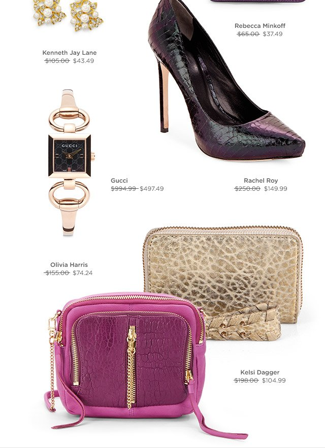 Up to 70% Off Accessories for Her