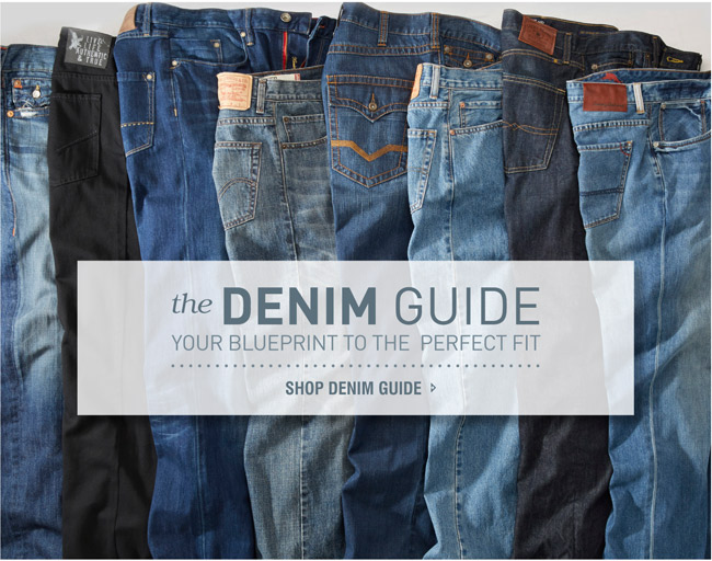 Shop the Denim Guide
