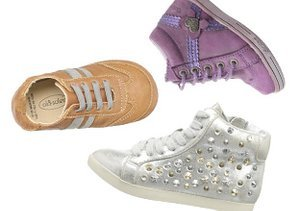 Everyday Cool: Kids Shoes