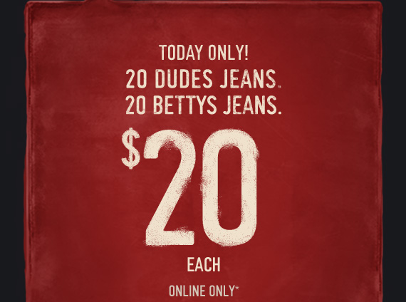 Dudes And Bettys 20 Dudes Jeans 20 Bettys
