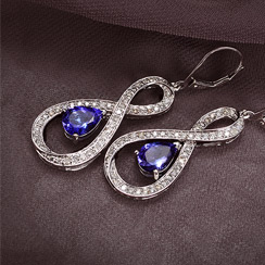 Luxe Celine F Jewelry