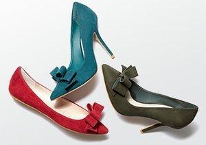 Put a Bow on It: Shoes & Accessories