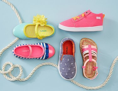 Carter's Shoes for Kids