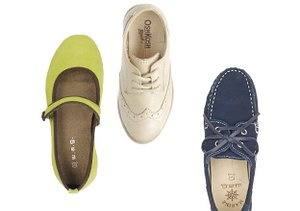 The Classics: Mary Janes to Mocs
