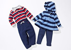 Tiny Prepster: IZOD Sets for Baby
