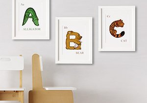 Décor Update: The Kids' Room