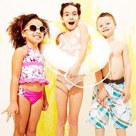 Sun Soaked: Kids' Swim Essentials